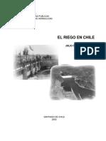 Riego en Chile