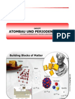 Skript Atombau und Periodensystem - Teil 1