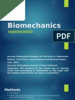 Biomechanics Presentation
