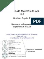Bobinado Motores AC v08