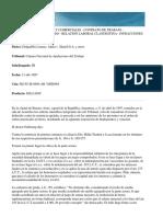 Delgadillo Linares, Adela v. Shatell S.a. y Otros