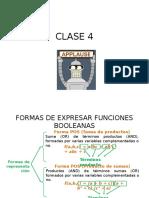 Soluciones funciones SOP y POS
