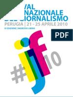 Tutto sul festival del giornalismo