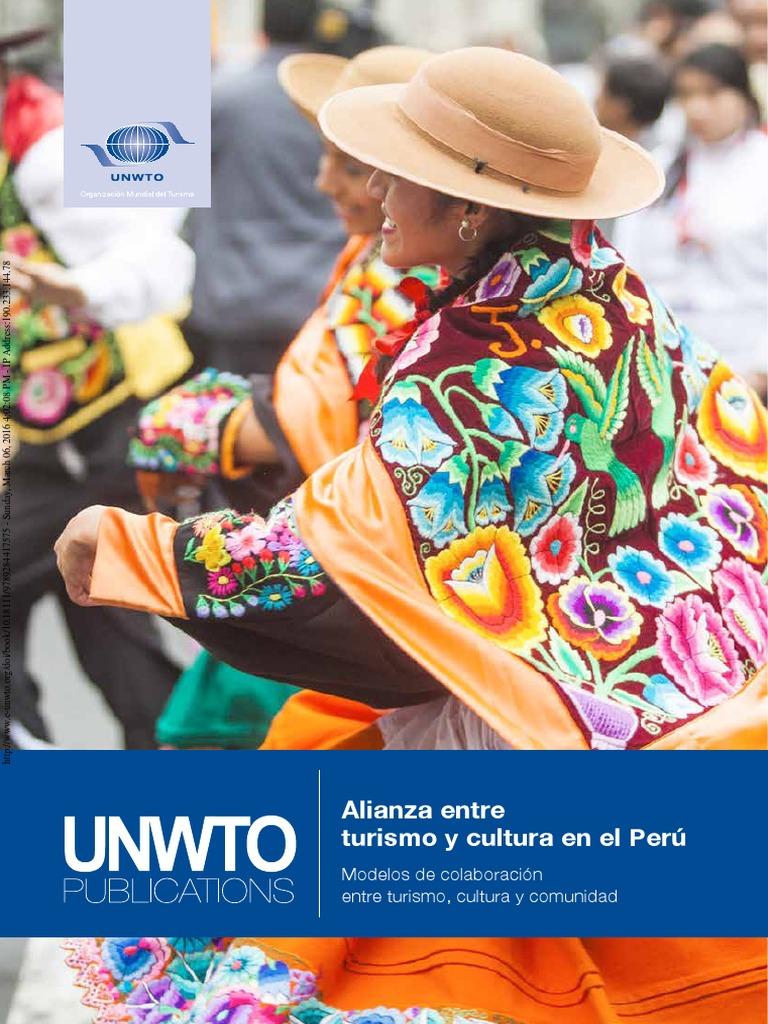 Alianza Entre Turismo y Cultura en El Perú fdddb4fc571