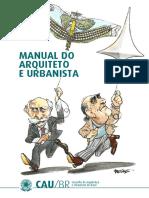 Livro Manual Arquiteto 2015 Interativo