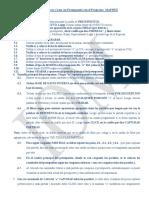 Pasos Basicos Para El Uso Del Maprex