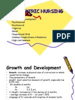 Pediatric Review