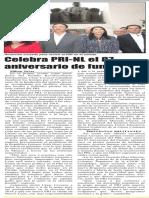 06-03-16 Celebra PRI-NL el 87 aniversario de fundación