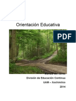Manual Curso Orientación Educativa