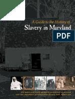 Slavery Pamphlet