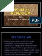 Visum Et Repertum(Pp)