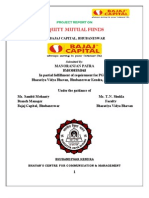Equity Mutual Funds Project