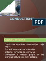 5. Conductismo
