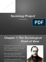 sociology project