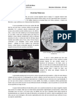 BioGeo10 Ficha de Trabalho 6 - Sistema Terra-lua