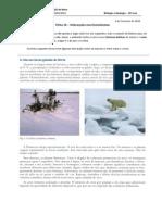 BioGeo10 Ficha de Trabalho 14-interacções ecossistemas