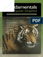 Fundamentals of Computer Graphics (2nd Edition 2005)