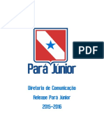 RELEASE Pará Júnior - Comunicação
