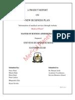 Web Site Development - New Business