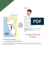 Flora de La Costa Peruana.2