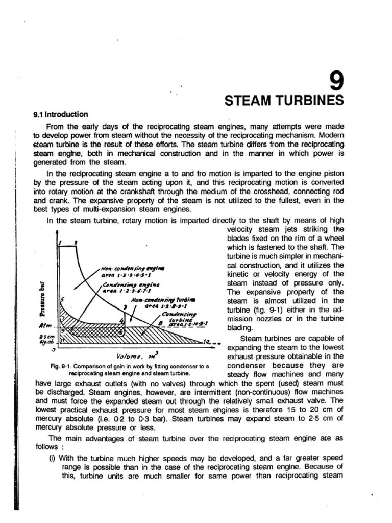 Steam Turbine Cycles Engine 2366b Wiring Diagram Coleman