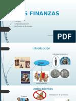 Exposicion Las Finanzas