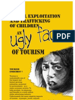 The Sexual Exploitation and Trafficking of Children – An Ugly Face of Tourism