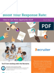 Boost Your Response Rate-How to Get More Applicants ASAP