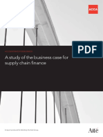 Supply Chain Finance - ACCA Paper