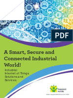 Industrial Internet of Things Solutions and Services