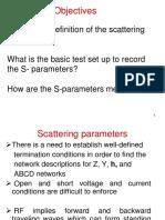 S Parameter