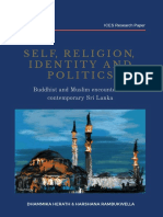 Self, religion identity and politics
