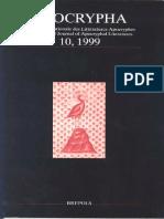 Apocrypha 10, 1999