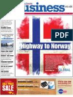 Evening Gazette Highway to Norway part 1
