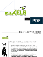 Briefing Web Pixels_José Luis Sáez Fuentes