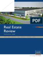 Colliers Real Estate Review Romania 2008