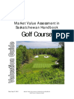 MVA Handbook Valuation Guides - Golf Course