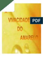 Tcc Curso Livre de Cromoterapia - Amarelo