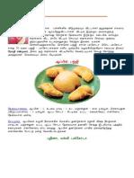 Tamil Samayal - Bajji, Bakoda 30 Varities