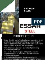 Essar Steels Ppt b2b