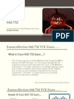 Examcollection 642-732
