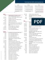 Publishing Events 2008