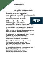 COMUNHÃO - 236 - PELOS PRADOS E CAMPINAS