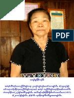 Karen Women's Pictures Covert to PDF