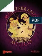 Mediterraneo Mitico - Nicomedes Guerrero