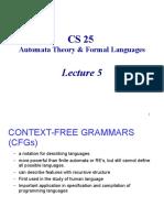 CS25 Lecture Presentation 5