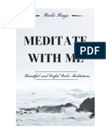 Meditate With Me Your eBook is Here