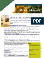 Buletinul Informativ Al APIA - C.J.gorj Nr 2 Din Februarie 2016