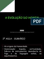 B - A EVOLUÇÃO DO HOMEM (FILEminimizer).ppt