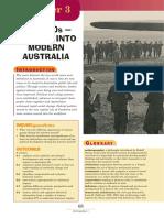 Chap 3 Roaring Into Modern Australia